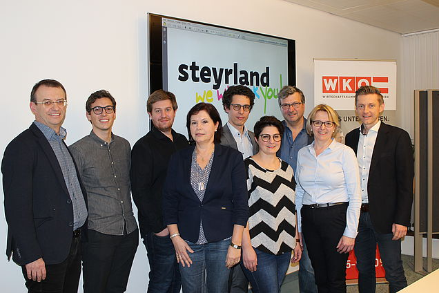 Steyrland rockt mit Arbeitsgruppen die Region